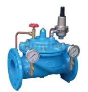 Pressure Reducing Valve for Water Application