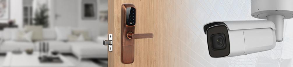 CCTV & Smart Lock